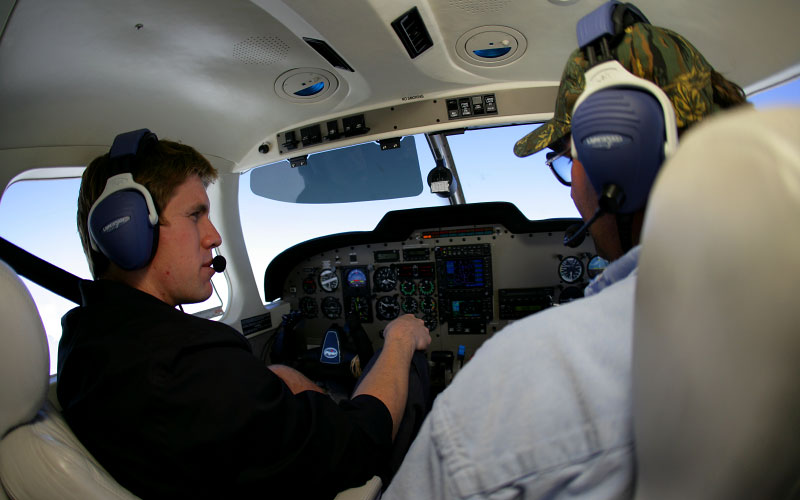 After his CNN visit, Carl and his close friend  Darryl Jones pilot his private plane from Atlanta to Mooresville, NC