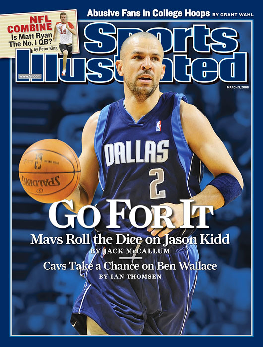 Dallas Mavericks acquire Jason Kidd