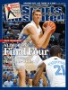 North Carolina Tar Heels Tyler Hansbrough in the 2008 NCAA Tournament