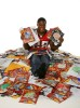 Portrait of Warrick Dunn for SI for Kids
