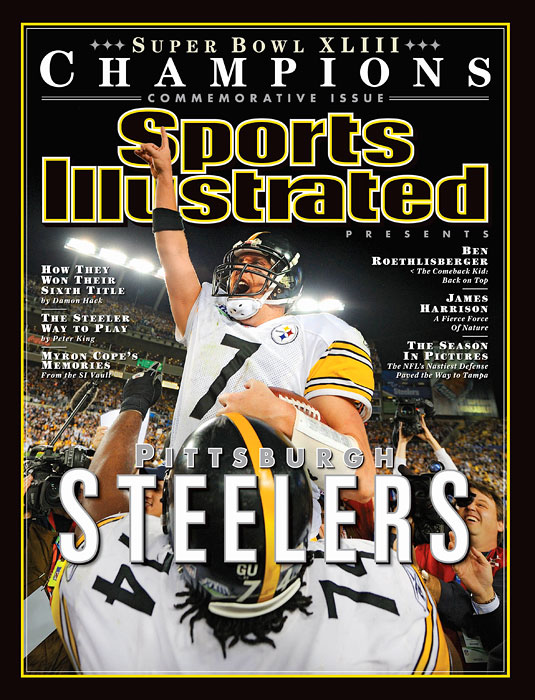 Pittsburgh Steelers Super Bowl XLIII Champions Special Commemorative Issue