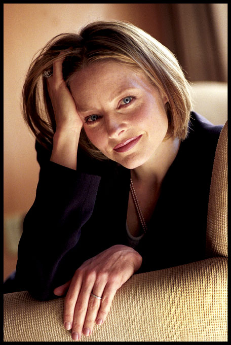 Academy Award winner Jodie Foster poses for a portrait in Beverly Hills, California.