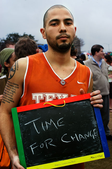 Rod Barrera27 years old Freelance Photojournalist Austin, Texas