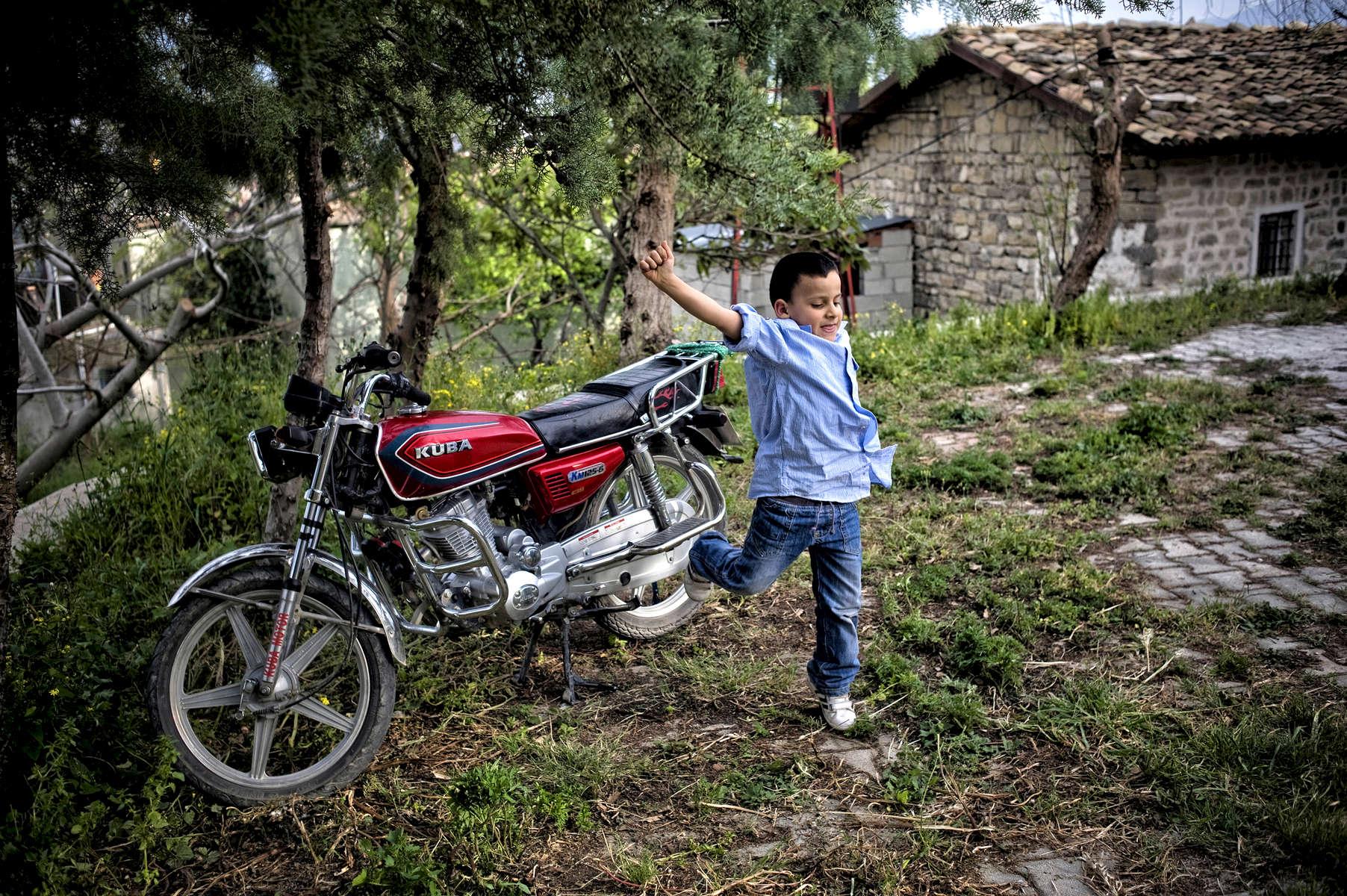 Vakıflı Köyü, Turkey