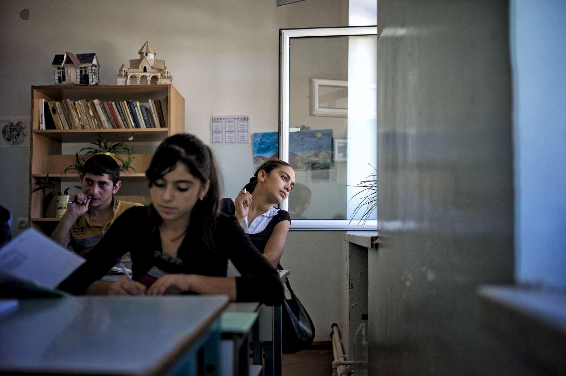 School - Kovsakan, Nagorno-Karabakh