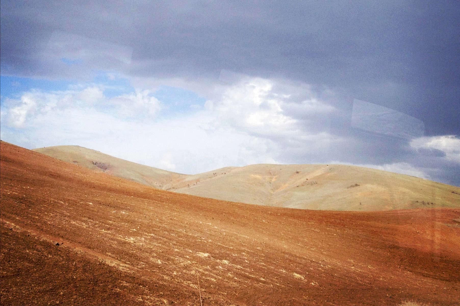 The Road to Bitlis - Anatolia, Turkey