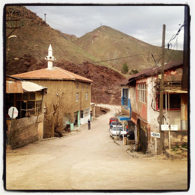 En route to Diyarbakir