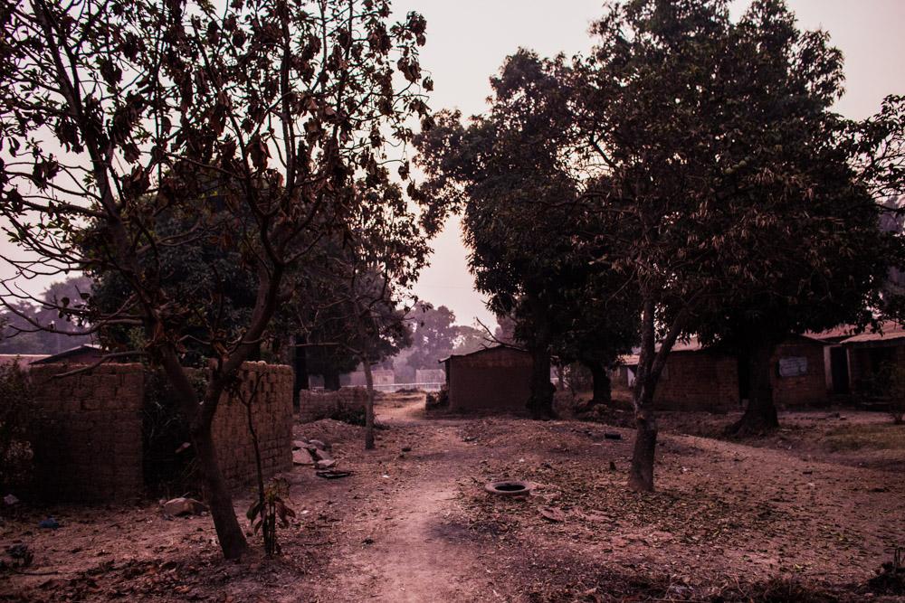 Castors neighborhood, Bangui, Central Anfrican Republic