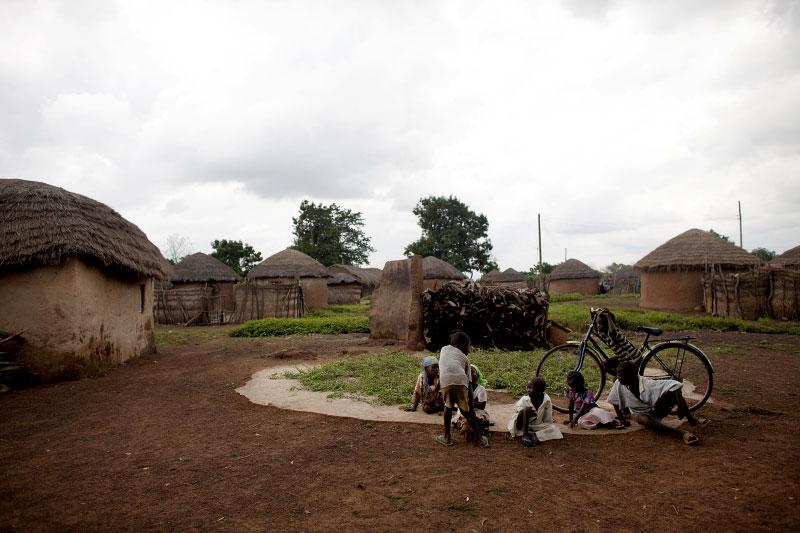 Kukuo Village, Northern Ghana