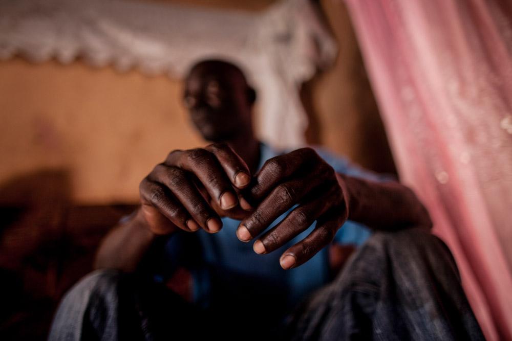 Ibrahima. Banjul, Gambia