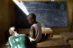 kamanda town, community school