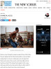 The New Yorker (link)Dambe Boxing in LagosJune 2014