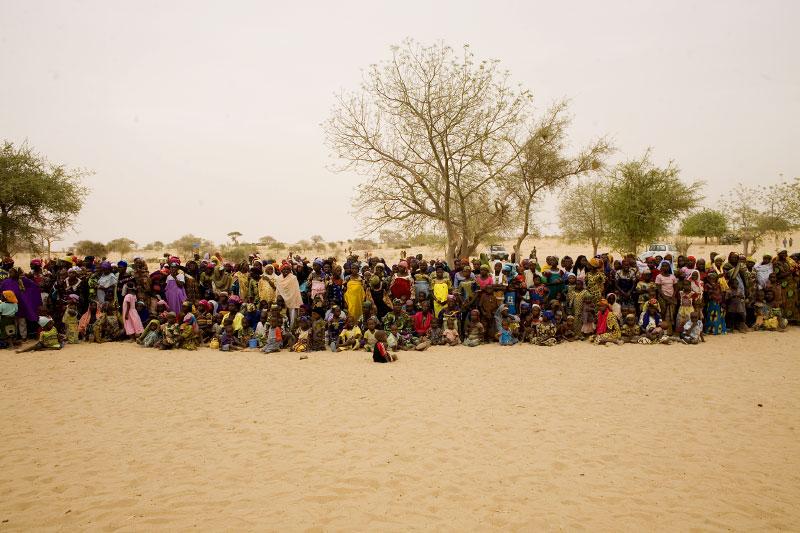Kongome, Niger
