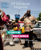 12 Days in West AfricaFT Weekend MagazineApril 2012
