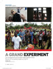 A Grand ExperimentFORBESNovember 2013