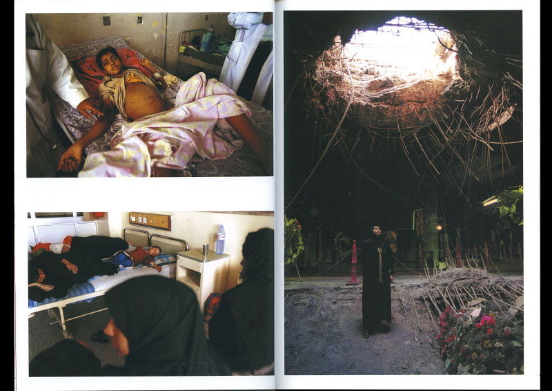 Challenging Press Issue10 Years After: The Effects of Depleted Uranium and the Embargo on IraqisPhotos © J.B. Russell