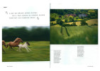 A reportage on the Pays d'Auge, a region of Normandie, in the inaugural issue of GEO Terroirs magazine.