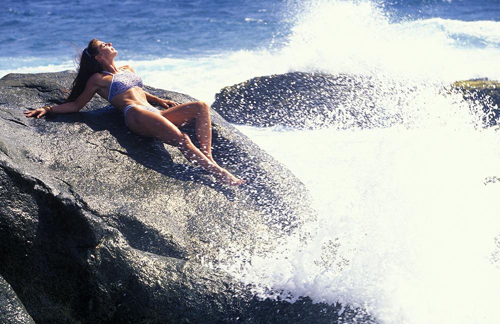 Swim Suit shoot