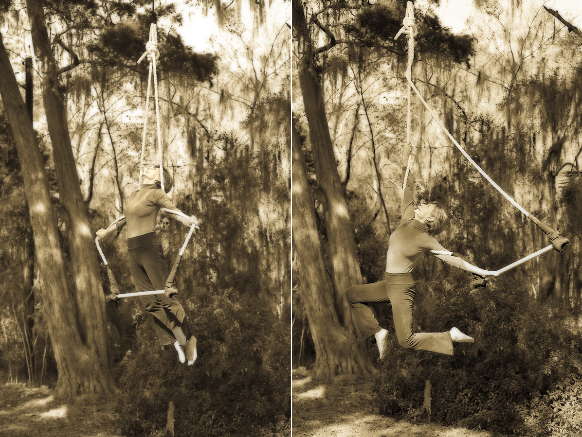 Trapeze Performance Artist