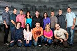 Cast photo of Elvis Duran and the Morning Show on Z100 in NYC.
