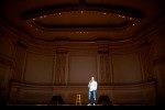 Mike Birbiglia Performs at Carnegie Hall