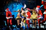 Katy Perry performs at Z100's Jingle Ball at Madison Square Garden NYC