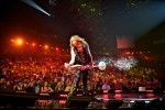 Steven Tyler performs at the iHeart Radio Music Festival at the MGM Grand, Las Vegas, NV