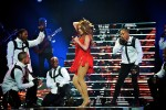 Jennifer Lopez performs at the iHeart Radio Music Festival at the MGM Grand, Las Vegas, NV