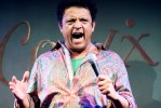 Paul Rodriguez performs at Comix in NYC