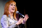 Kathy Griffin performs at Comix in NYC