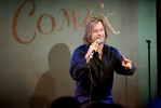 David Spade performs at Comix in NYC