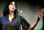 Sarah Silverman performs at Comix in NYC