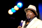 Cedric The Entertainer performs in NYC