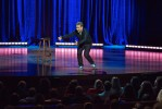 Mike Birbiglia tapes his one hour Comedy Central special in NYC