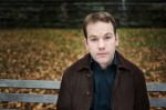 Mike Birbiglia poses in NYC