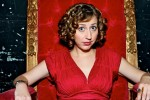 Kristen Schaal poses for me backstage in NYC