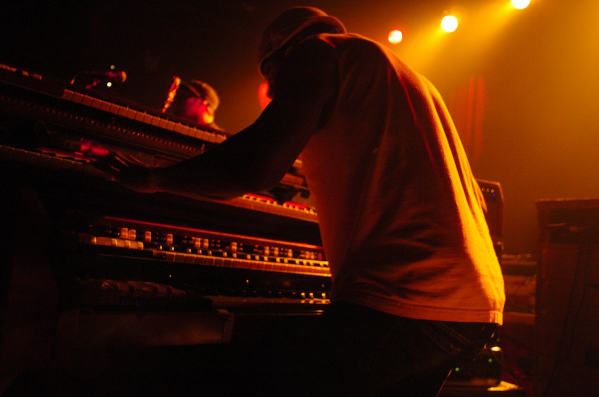 Neil Evans of Lettuce & Soulive