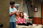 Ray and Debra play nice during the final taping of Everybody Loves Raymond
