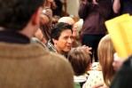 Ray Romano on the set of Everybody Loves Raymond
