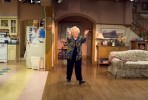 Doris Roberts takes her final bow on the set of Everybody Loves Raymond