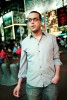 Joe Derosa in Times Square NYC