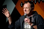 Colin Quinn performs at Carolines in NYC