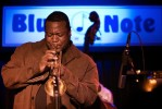 Trumpeter Wallace Roney performs with McCoy Tyner in New York City