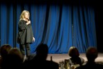 Elayne Boosler performs in Washington, DC
