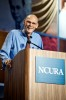Political Consultant James Carville speaks at the NCURA 50th Annual Meeting in Washington, DC
