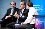 Viacom CEO Philippe Dauman and Verizon CEO Ivan Seidenberg speak at The Paley Center for Media
