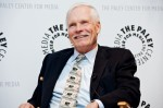 Ted Turner keynotes a lunch for The Paley Center for Media