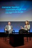 Erin Burnett interviews NBC Universal CEO Jeff Zucker at The Paley Center for Media