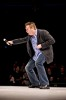 Brian Regan performs at The Theatre at Westbury, New York.