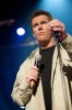 Brian Regan during soundcheck in Denver, CO.